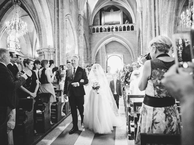Le mariage de Benjamin et Valia à Blois, Loir-et-Cher 22