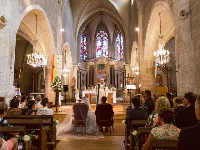Le mariage de Benjamin et Valia à Blois, Loir-et-Cher 25