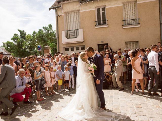 Le mariage de Benjamin et Valia à Blois, Loir-et-Cher 29
