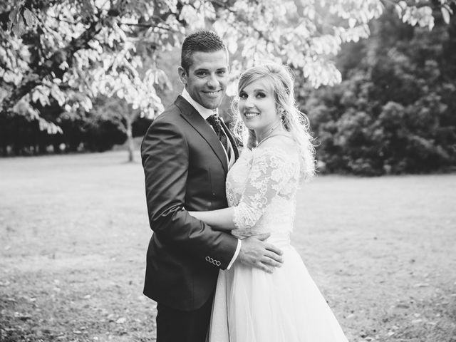 Le mariage de Benjamin et Valia à Blois, Loir-et-Cher 35