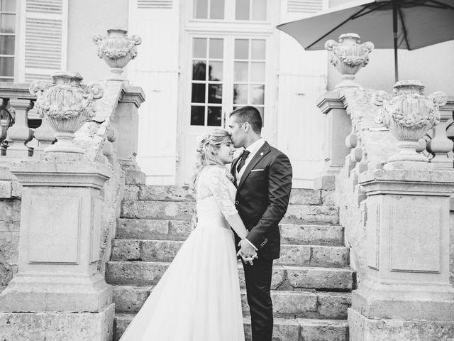 Le mariage de Benjamin et Valia à Blois, Loir-et-Cher 36