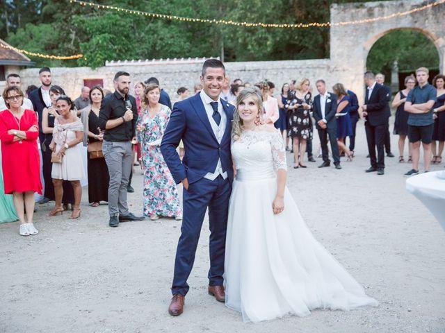 Le mariage de Benjamin et Valia à Blois, Loir-et-Cher 39