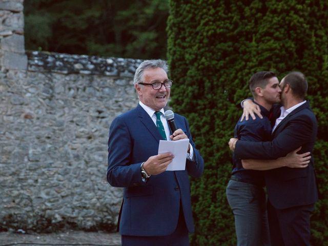Le mariage de Benjamin et Valia à Blois, Loir-et-Cher 40