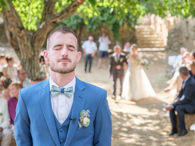 Le mariage de Guillaume et Eline à Garéoult, Var 7
