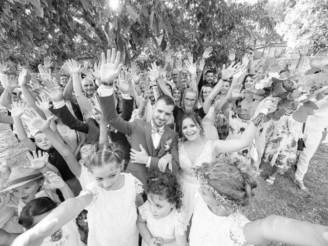 Le mariage de Guillaume et Eline à Garéoult, Var 9