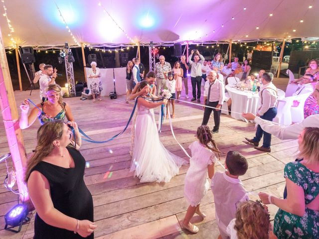 Le mariage de Guillaume et Eline à Garéoult, Var 17