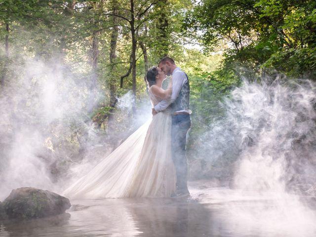 Le mariage de Guillaume et Eline à Garéoult, Var 20