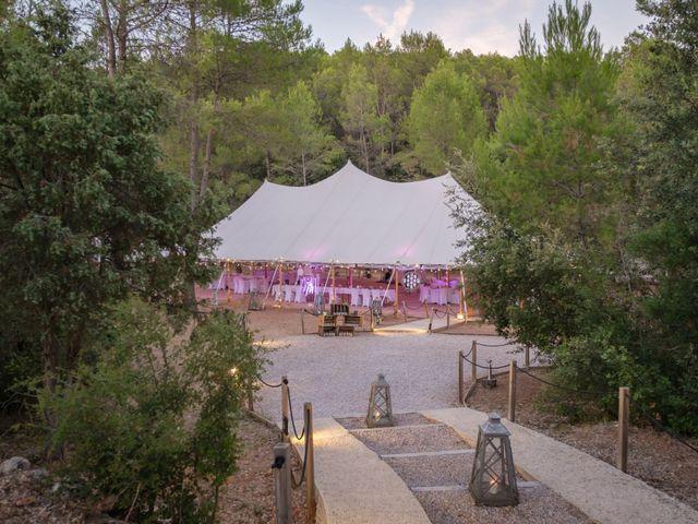 Le mariage de Guillaume et Eline à Garéoult, Var 15