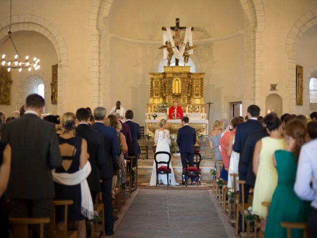 Le mariage de William et Marie à Solérieux, Drôme 20