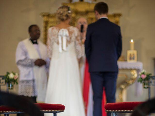 Le mariage de William et Marie à Solérieux, Drôme 22