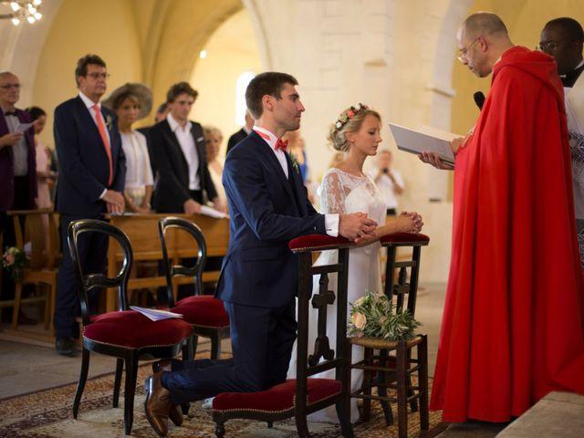 Le mariage de William et Marie à Solérieux, Drôme 23