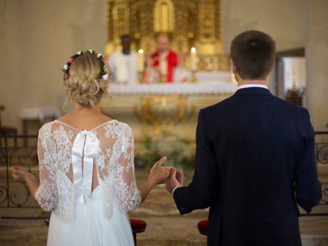 Le mariage de William et Marie à Solérieux, Drôme 24
