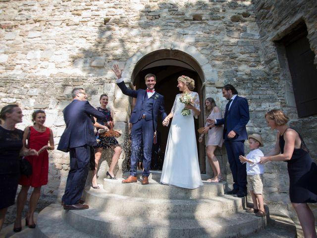 Le mariage de William et Marie à Solérieux, Drôme 27