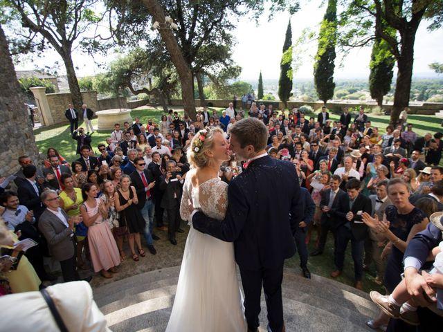 Le mariage de William et Marie à Solérieux, Drôme 28