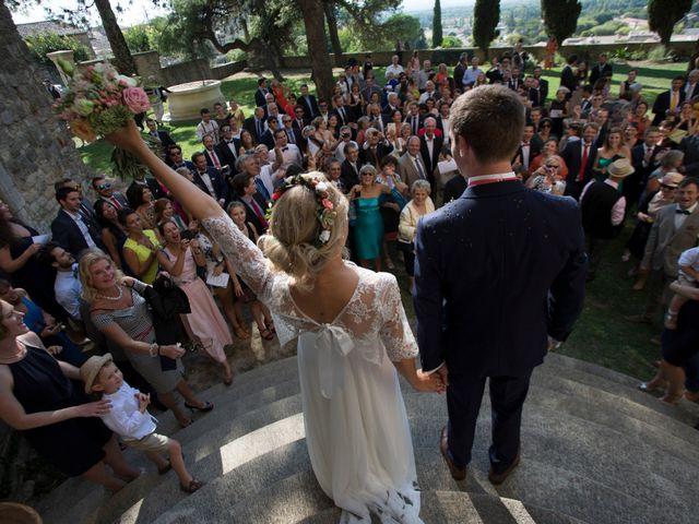 Le mariage de William et Marie à Solérieux, Drôme 30