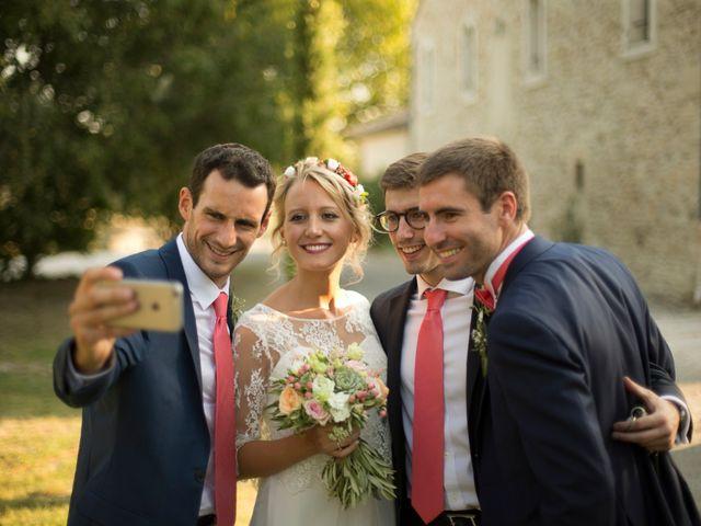Le mariage de William et Marie à Solérieux, Drôme 45