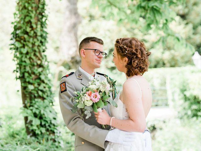Le mariage de Florian et Erin à Gémenos, Bouches-du-Rhône 9