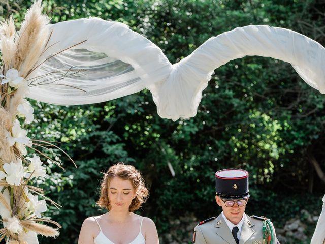 Le mariage de Florian et Erin à Gémenos, Bouches-du-Rhône 18