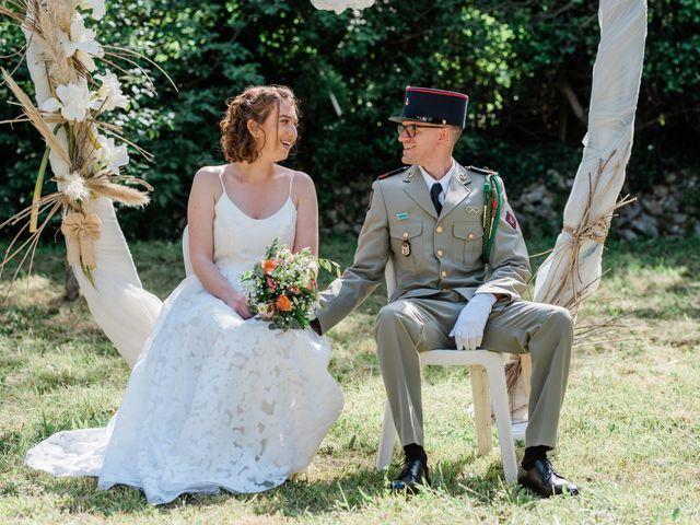 Le mariage de Florian et Erin à Gémenos, Bouches-du-Rhône 19