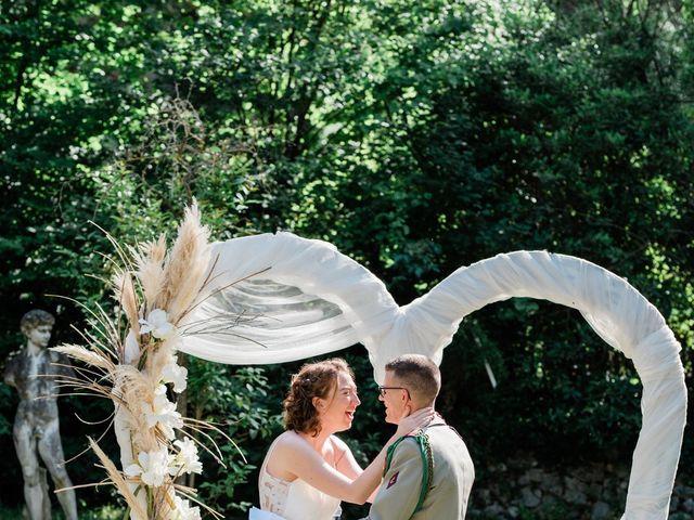 Le mariage de Florian et Erin à Gémenos, Bouches-du-Rhône 20