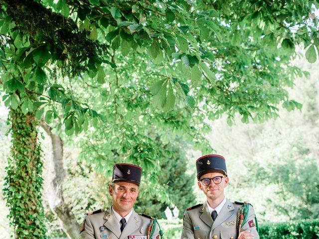 Le mariage de Florian et Erin à Gémenos, Bouches-du-Rhône 22
