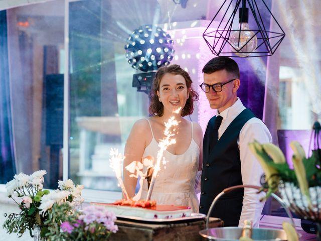 Le mariage de Florian et Erin à Gémenos, Bouches-du-Rhône 25