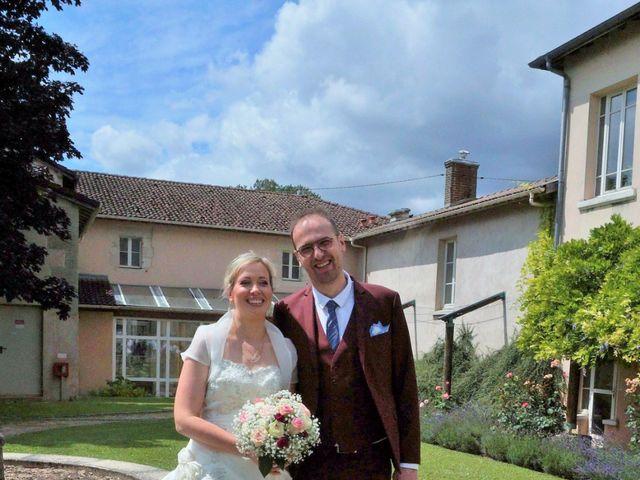 Le mariage de Angélique  et Claude  à Vigneulles-lès-Hattonchâtel, Meuse 29