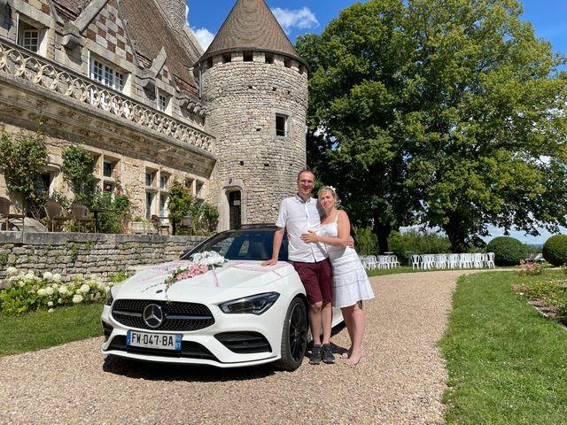Le mariage de Claude  et Angélique