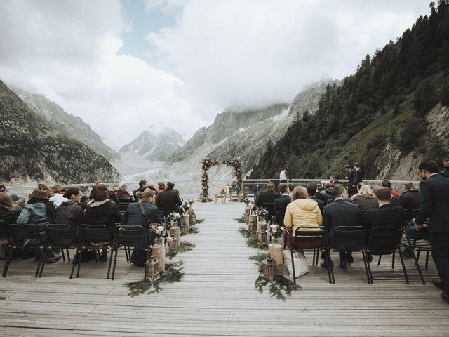 Le mariage de Gabriel et Camille à Chamonix-Mont-Blanc, Haute-Savoie 4