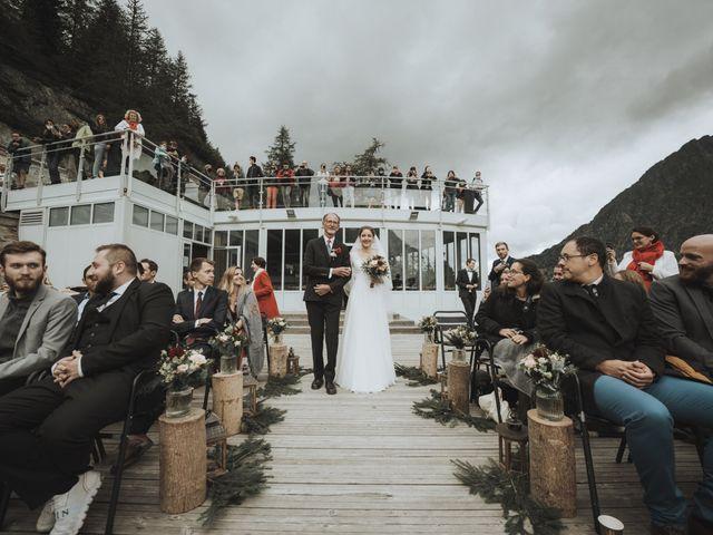 Le mariage de Gabriel et Camille à Chamonix-Mont-Blanc, Haute-Savoie 5
