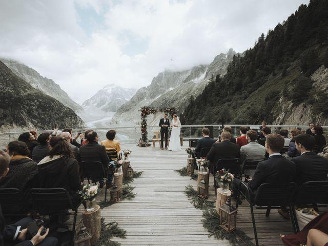 Le mariage de Gabriel et Camille à Chamonix-Mont-Blanc, Haute-Savoie 6