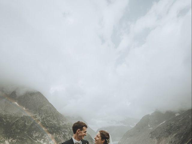 Le mariage de Gabriel et Camille à Chamonix-Mont-Blanc, Haute-Savoie 8