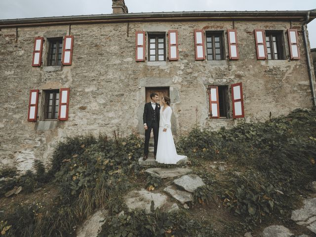 Le mariage de Gabriel et Camille à Chamonix-Mont-Blanc, Haute-Savoie 10