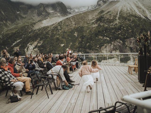Le mariage de Gabriel et Camille à Chamonix-Mont-Blanc, Haute-Savoie 32