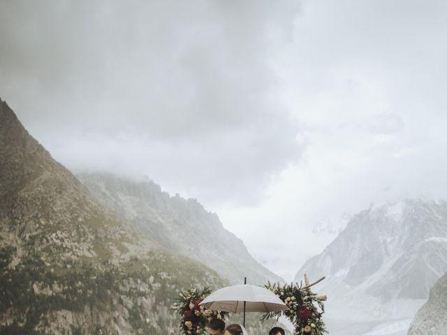 Le mariage de Gabriel et Camille à Chamonix-Mont-Blanc, Haute-Savoie 33