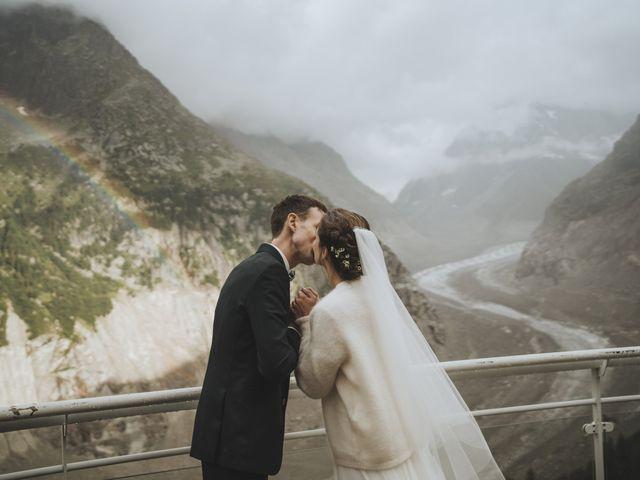 Le mariage de Gabriel et Camille à Chamonix-Mont-Blanc, Haute-Savoie 35