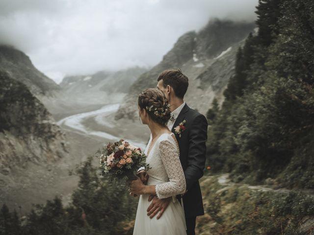 Le mariage de Gabriel et Camille à Chamonix-Mont-Blanc, Haute-Savoie 36