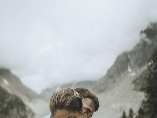 Le mariage de Gabriel et Camille à Chamonix-Mont-Blanc, Haute-Savoie 41