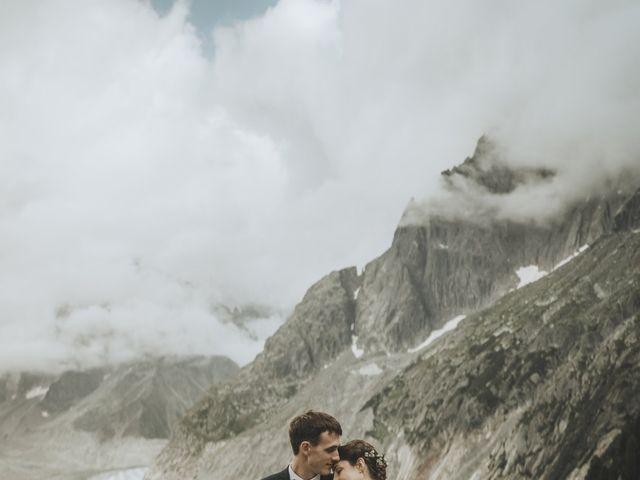 Le mariage de Gabriel et Camille à Chamonix-Mont-Blanc, Haute-Savoie 42