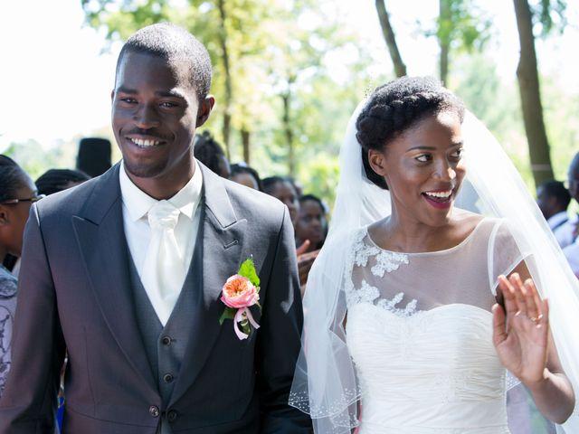 Le mariage de Roxane et Henoc à Arsac, Gironde 27