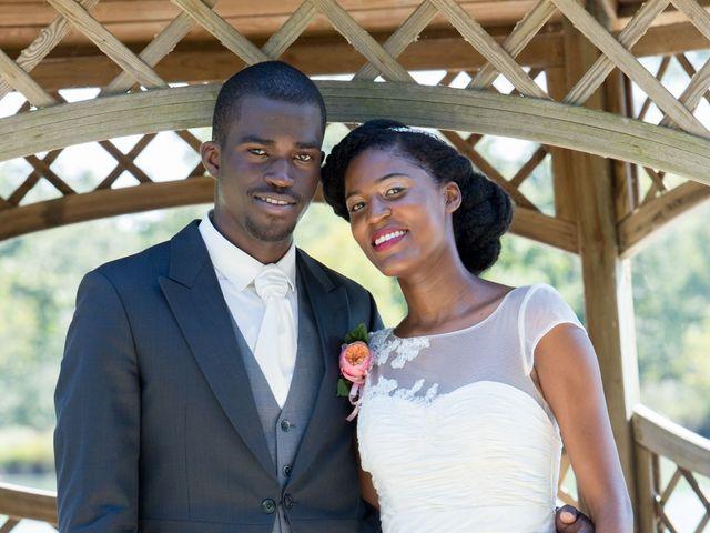 Le mariage de Roxane et Henoc à Arsac, Gironde 28