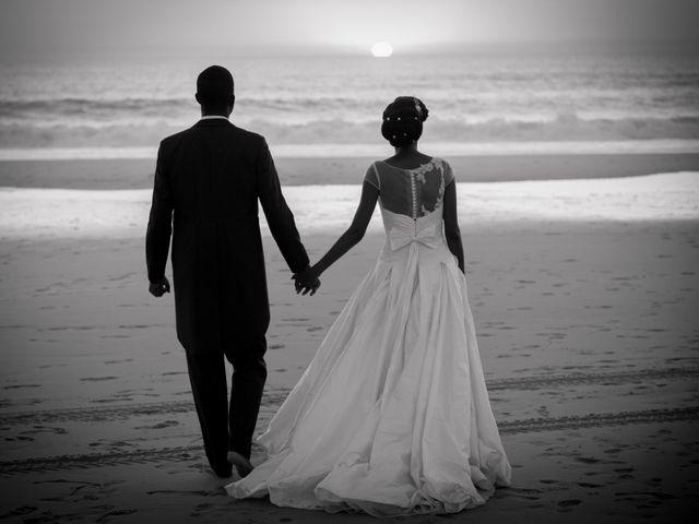 Le mariage de Roxane et Henoc à Arsac, Gironde 1