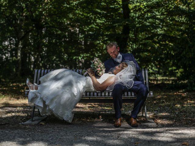 Le mariage de Cyril et Anne-Sophie à Saint-Gervais, Gironde 9