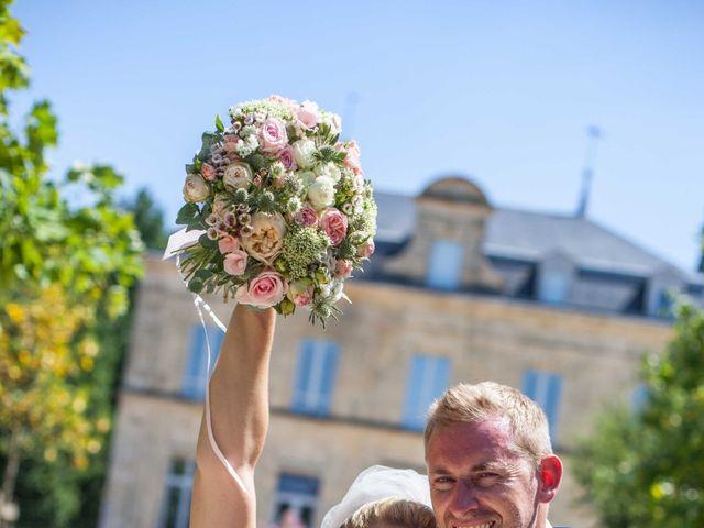 Le mariage de Cyril et Anne-Sophie à Saint-Gervais, Gironde 15