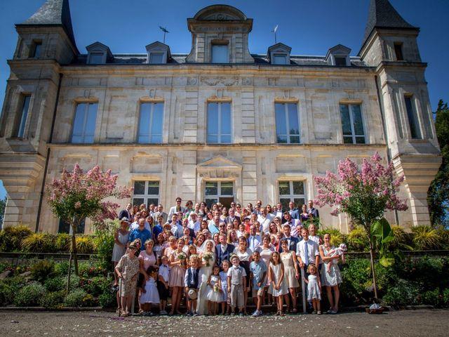 Le mariage de Cyril et Anne-Sophie à Saint-Gervais, Gironde 17