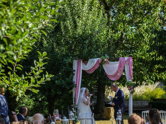 Le mariage de Cyril et Anne-Sophie à Saint-Gervais, Gironde 23