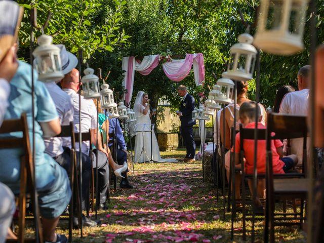 Le mariage de Cyril et Anne-Sophie à Saint-Gervais, Gironde 24