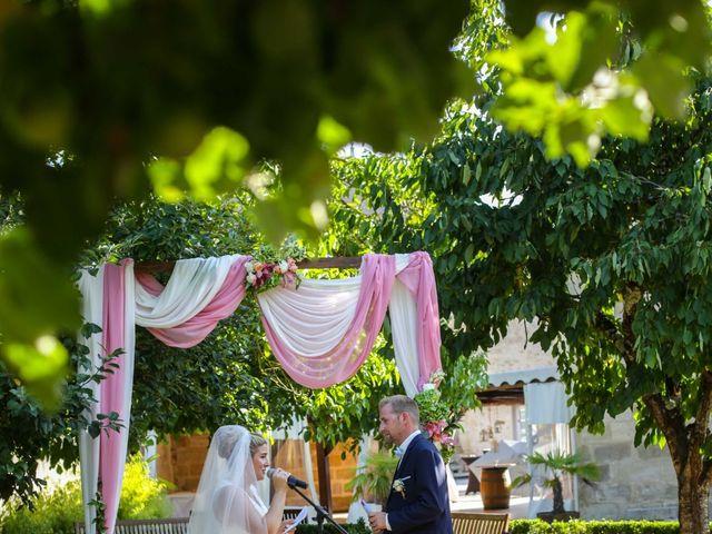 Le mariage de Cyril et Anne-Sophie à Saint-Gervais, Gironde 25