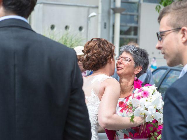 Le mariage de Christophe et Cécile à Vouneuil-sous-Biard, Vienne 5