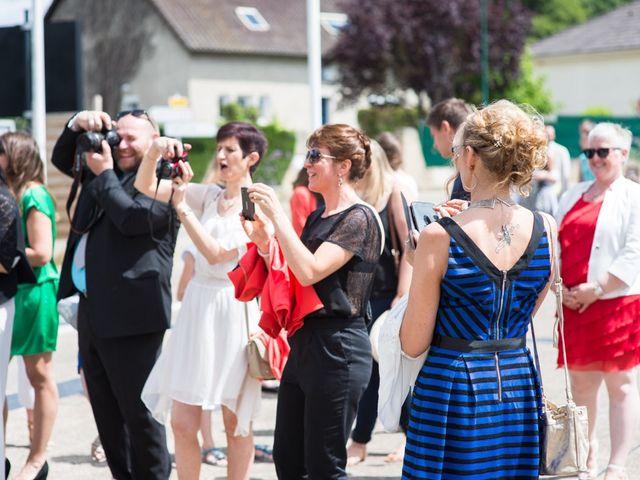 Le mariage de Christophe et Cécile à Vouneuil-sous-Biard, Vienne 9